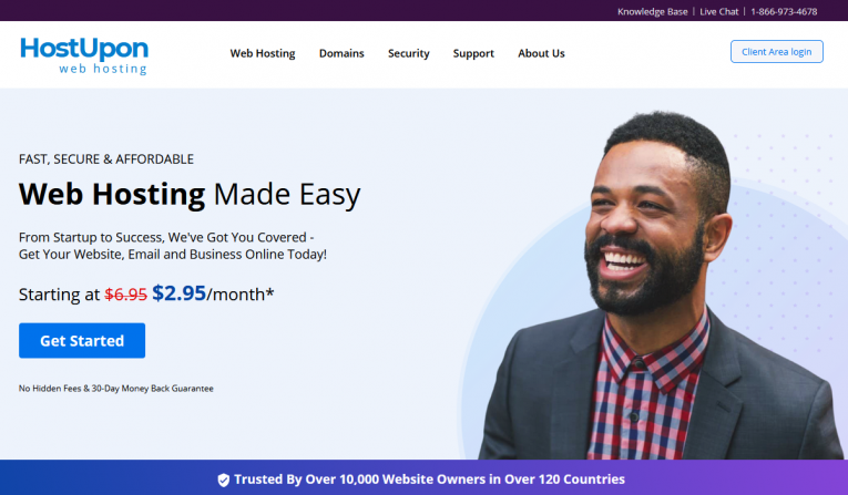 HostUpon Canada Review