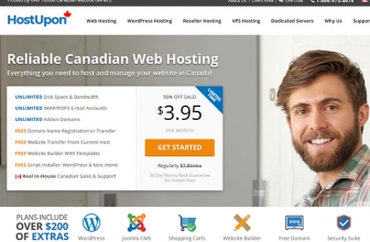Best Canadian Web Hosting Review